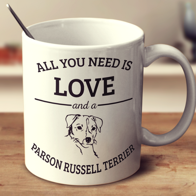 All You Need Is Love And A Parson Russell Terrier