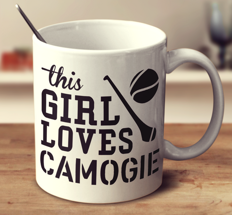 This Girl Loves Camogie
