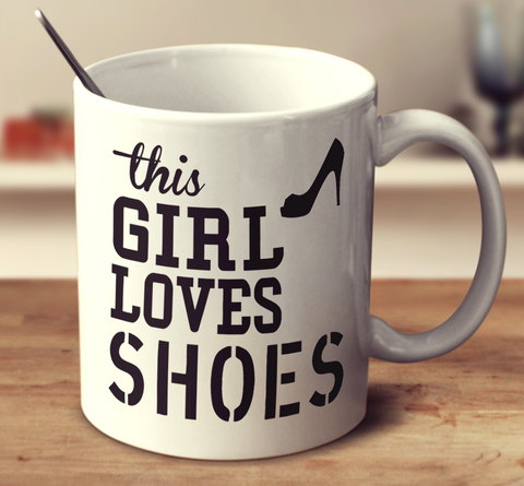 This Girl Loves Shoes