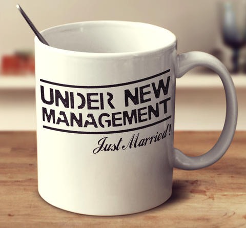 Under New Management, Just Married