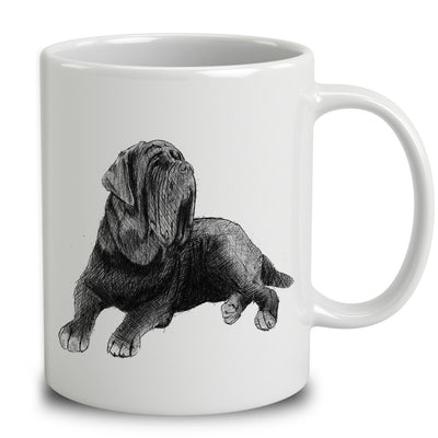 Neapolitan Mastiff Sketch