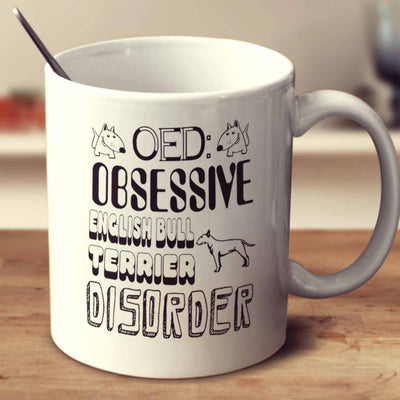 Obsessive English Bull Terrier Disorder