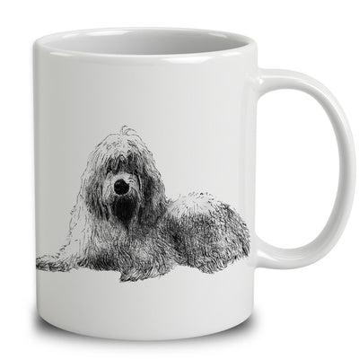 Otterhound Sketch