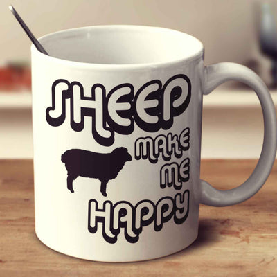 Sheep Make Me Happy 2