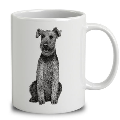Welsh Terrier Sketch
