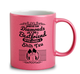 Whoever Said Diamonds Are A Girl'S Bestfriend Never Owned A Shih Tzu