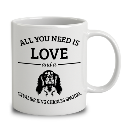 All You Need Is Love And A Cavalier King Charles Spaniel