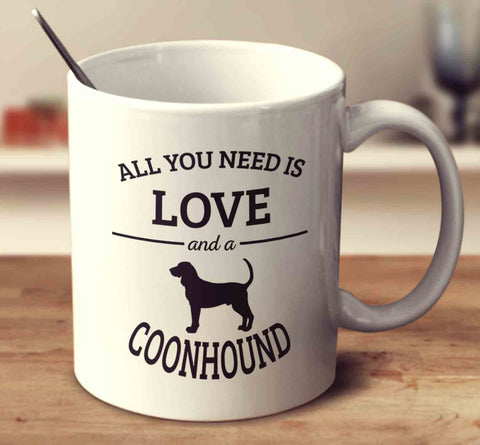 All You Need Is Love And A Coonhound