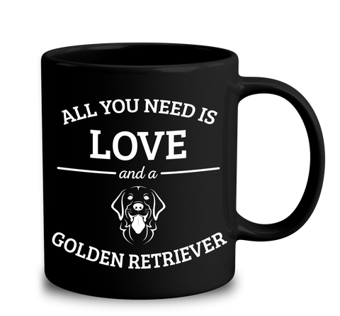 All You Need Is Love And A Golden Retriever