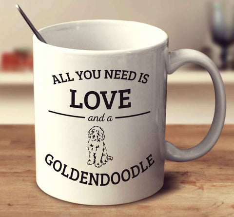 All You Need Is Love And A Goldendoodle