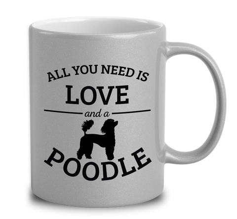 All You Need Is Love And A Poodle
