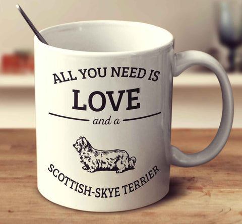All You Need Is Love And A Scottish Skye Terrier