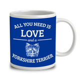 All You Need Is Love And A Yorkshire Terrier