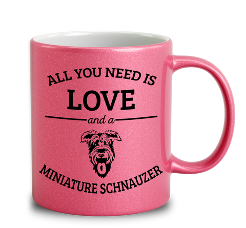 All You Need Is Love And A Miniature Schnauzer
