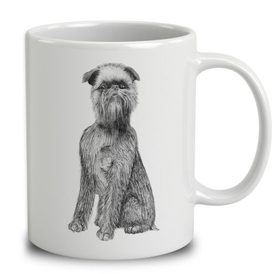 Brussels Griffon Sketch