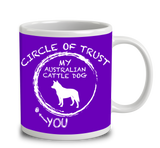 Circle Of Trust Australian Cattle Dog