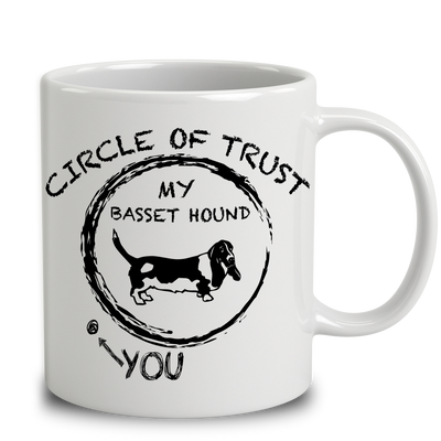 Circle Of Trust Basset Hound