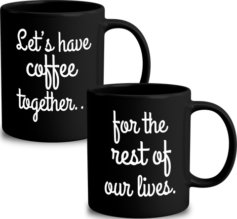 Let's Have Coffee Together
