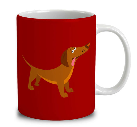Dachshund Illustration