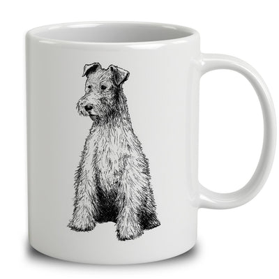 Fox Terrier Sketch