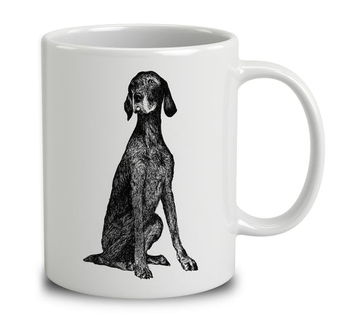 German Shorthaired Pointer Sketch