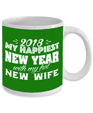 2018 My Happiest New Year With My Hot Wife