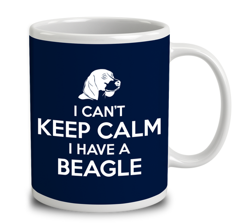 I Can't Keep Calm I Have A Beagle