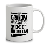 If Grandpa Can't Fix It No One Can