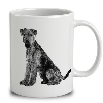 Lakeland Terrier Sketch