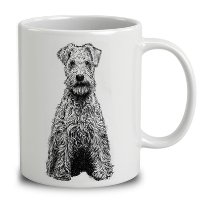 Lakeland Terrier Sketch 2