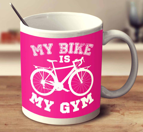 My Bike Is My Gym