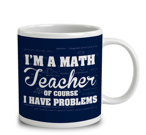 I'm A Math Teacher