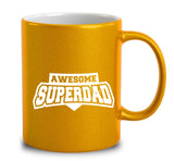 Personalized Awesome Superdad