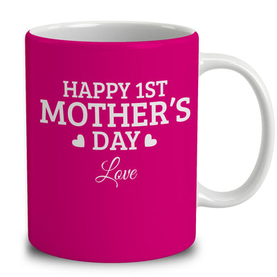 Personalized Happy 1st Mother's Day
