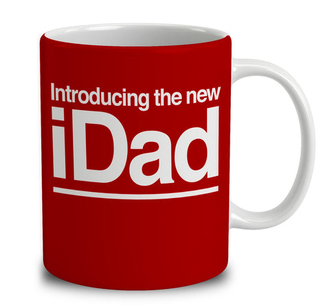 Personalized Introducing The New IDad