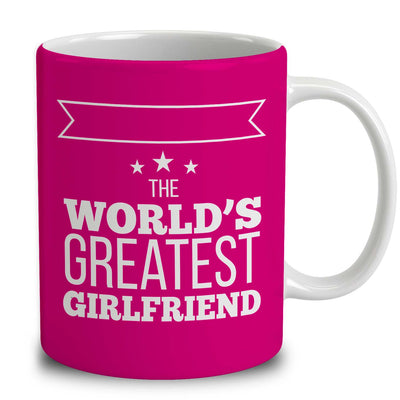 Personalized The World's Greatest Girlfriend