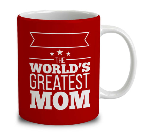 Personalized The World's Greatest Mom