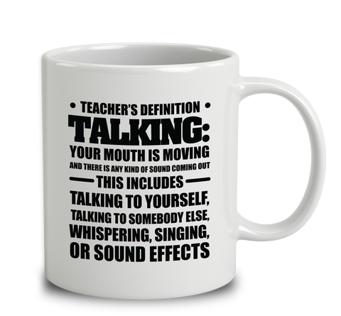 Teacher's Definition