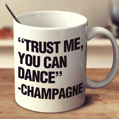 You Can Dance Champagne