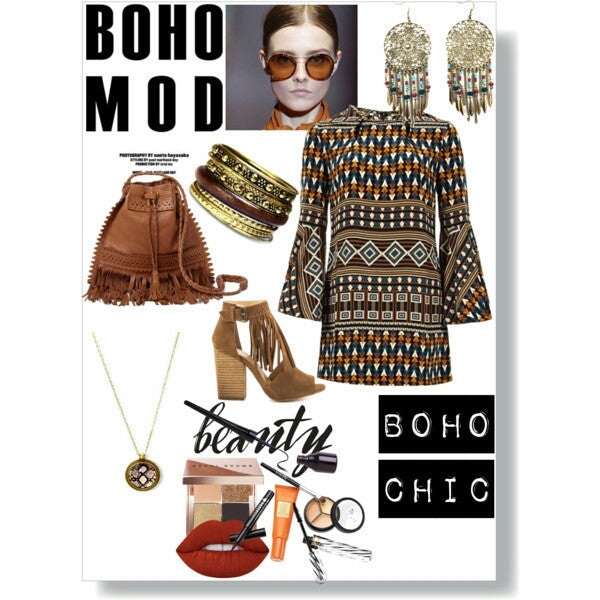Lookbook Boho Mod - Oksinya - 1