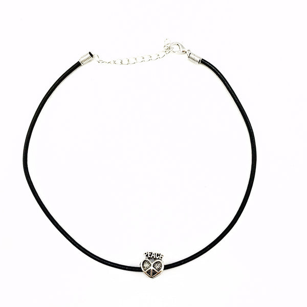 Choker Peace & Love - Oksinya - 1