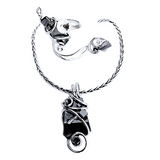 Necklace Moonchild - Oksinya - 2