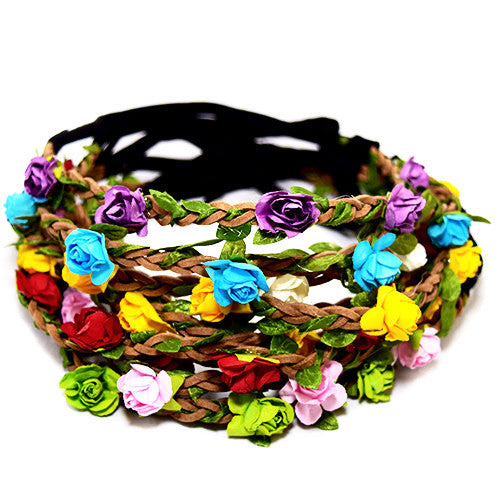 Flower Hair Bands - Oksinya - 1