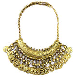 Statement Coins Necklace