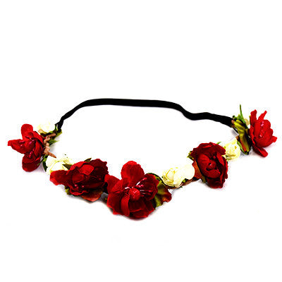 Flower Headbands Spring - Oksinya - 2