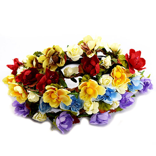 Flower Headbands Spring - Oksinya - 1