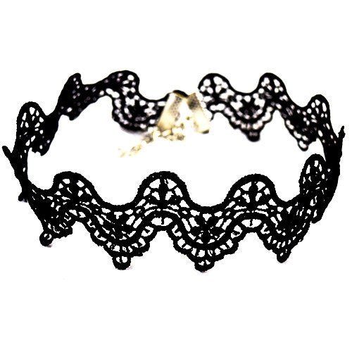 Choker Hot Lace - Oksinya - 1
