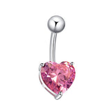Belly Button Ring Heart & Soul - Oksinya - 2