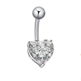 Belly Button Ring Heart & Soul - Oksinya - 1