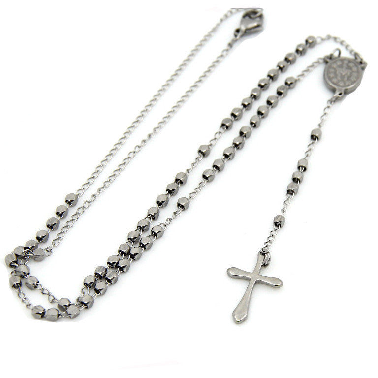Necklace Cross - Oksinya - 1